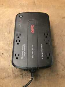 APC Back-UPS ES 350 BE350G UPS Battery Backup 120V 200W