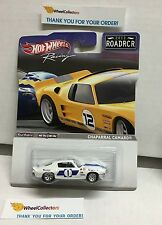 Racing Road Racers Series * Chaparral Camaro * 2012 Hot Wheels * ROADRCR * G53