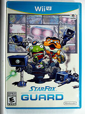Star Fox Guard (Wii U) Game & Cover Art - Clean,Tested & Fast Shipping