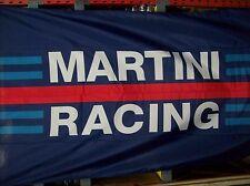 BANDIERA MARTINI RACING - 220 X 150 - NUOVA - ORIGINALE