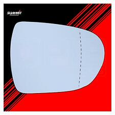 Wide Angled Mirror Glass - Summit ASRG-1072 - Fits Hyundai i40 12 on RHS