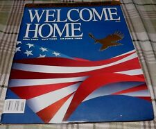 Vintage 1991 ARMY TIMES Welcome Home Special Edition 152pp ILLUSTRATED