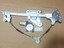 GENUINE NEW FRONT RH WINDOW REGULATOR W/MOTOR SUITS HYUNDAI TIBURON 2001-2006