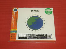 2019 JAPAN CD VAMPIRE WEEKEND FATHER OF THE BRIDE w/3 BONUS TRACKS AND STICKER