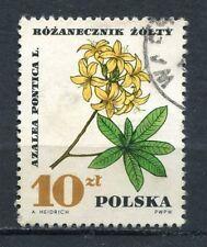TIMBRE POLSKA PROTECTION DES PLANTES