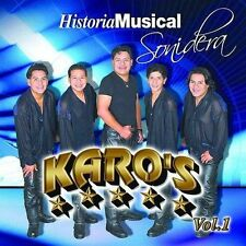 Karo`S-Historia Musical Sonidera Vol. 1 CD NEW