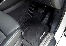 Rubber Floor Mats Custom-made Tailored Waterproof 5PCS for BMW X4 F26 14-18
