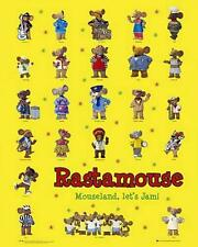 Rastamouse : Characters - Mini Poster 40cm x 50cm (new & sealed)