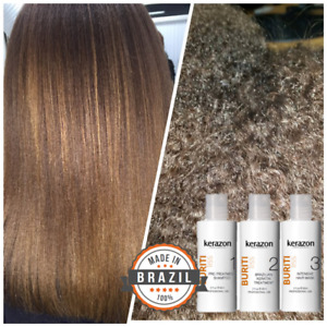 Brazilian Blowout Complex Hair Treatment KIT 3x 2oz products Imported