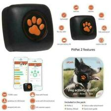 PitPat Dog Activity Monitor and Fitness Tracker - Black