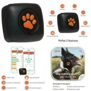 PitPat Dog Activity Monitor and Fitness Tracker - BNIB RRP 39.99 START 99p
