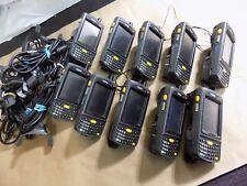 Lot of 10 Motorola Symbol Mc7095 Pufdcqha8Wr Scanners