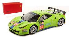 Looksmart Ferrari 458 Italia GT2 #57 'Krohn Racing' Le Mans 2014 - 1/43 Scale