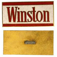 Placchetta Sigarette Winston con smalti #KP1015