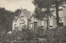 More details for a irish galway county eire old postcard ireland aasleagh house leenane