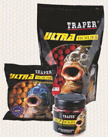 Ultra Boilies angeln Traper 100% natürlich Köder Karpfen 100g, 500g oder 1000g