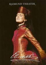Autogrammkarte Musical Elisabeth (Wien): Annemieke van Dam