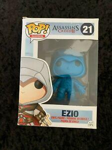 Funko Games Pop EZIO Assassin Creed 2 No.21