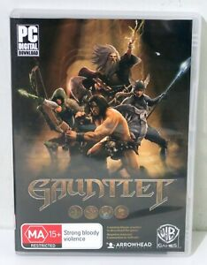 *Brand New* Gauntlet Legends for PC - Free Postage