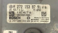 MERCEDES BENZ C-CLASS ECU ENGINE COMPUTER CONTROL MODULE A2721539791 OEM