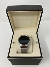 Huawei Watch Stainless Steel with Stainless Steel Mesh Band + Link Band Included