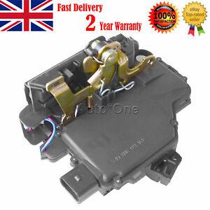 Front Driver Right Door Lock Actuator for Seat Leon Toledo Mk2 Skoda 3B1837016A