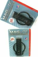 MAGLITE D-CELL FLASHLIGHT BASKETWEAVE BELT HOLDER - BRAND NEW / AU STOCK !
