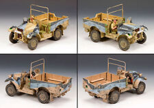 KING AND COUNTRY 8TH ARMY Morris CS8 British 15cwt. Truck EA62 EA062