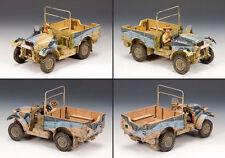King And Country 8th Army Morris Cs8 británico 15cwt. camión ea62 ea062
