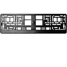 1 x Kennzeichenhalter standard  52 cm schwarz Nummernschildhalter 520 x110mm NEU