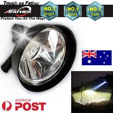 LED Xenon 980W Handheld Camping Spot Light Spotlight Hunting Fishing OffRoad 12V