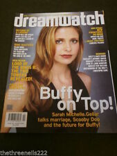 March Monthly Dreamwatch Science Fiction Magazines