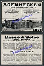 Soennecken Schreibwaren-Fabrik Bonn-Poppelsdorf Bulgarien Handel Bürobedarf 1916