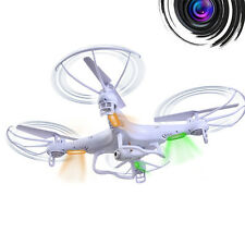Syma X5C 2.4G 6-Axis Gyro 2.0MP Camera RC Quadcopter with Flash Light RTF