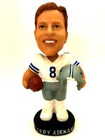 Troy Aikman Bobblehead Dallas Cowboys Hall of Fame QB NFL Dobble Bobble