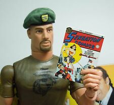 1/6 Scale Comic Book - Sensation Comics Wonder Woman First Cover Appearance