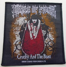 Cradle of Filth - Cruelty and the Beast Patch not Specification #21637