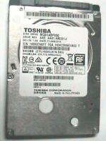 """500Gb Toshiba MQ01ABF050 2.5"""" internal SATA 6Gb/s 7mm laptop Hard Drive"""