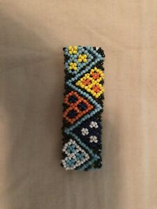 ghana african authentic bracelet ethnic tribal New Beads Multi-Color Hand Made