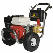 BE Pressure PE-2565HWSCOM 6.5 HP 2700 PSI Honda GX200 Engine Gas Pressure Washer