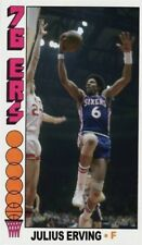 JULIUS ERVING DR J ACEO ART CARD ##FREE COMBINED SHIPPING##