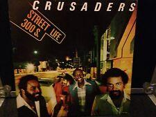 Crusaders LP Street Life 300 S. VG+ 1979 Funk/Soul/Breaks