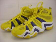 Men's 13 Adidas Crazy 8 Lakers Sun Yellow Purple White Shoes G24829 Kobe Bryant