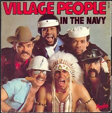 VILLAGE PEOPLE IN THE NAVY 45T SP 1979 BARCLAY 128.099