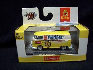 M2 Machines Hostess Twinkies 1960 Volkswagen Delivery Van.