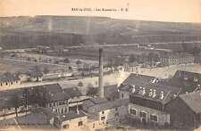 Bar-le-Duc Meuse France birds eye view Les Brasseries antique pc Y14277