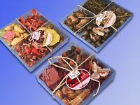 Natur Deko Box, duftende Deko Mischung, Deko Duft Potpourri, Deko Blüten Früchte