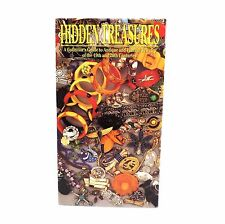 Hidden Treasures VHS Christie Romero Collectors Guide Antique Vintage Jewelry