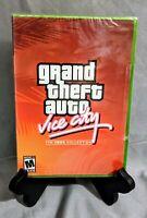 Grand Theft Auto Vice City - Microsoft Xbox - Factory Sealed GTA VC