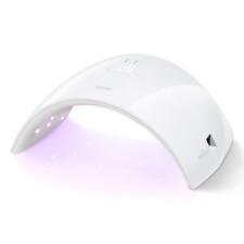 Lampada UV LED ricostruzione unghie fornetto ricaricabile timer mini smalto gel